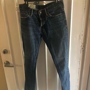Abercrombie Straight Leg Jeans 32x34